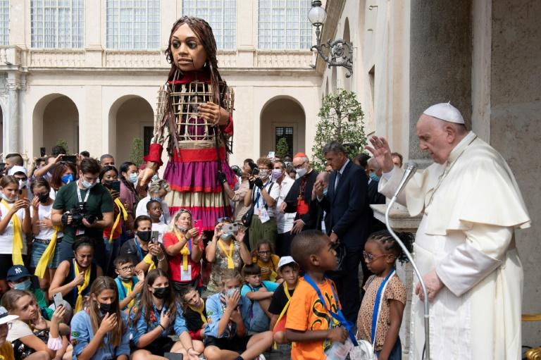 7:57 uur - De Argentijnse paus in het land van Viktor Orban