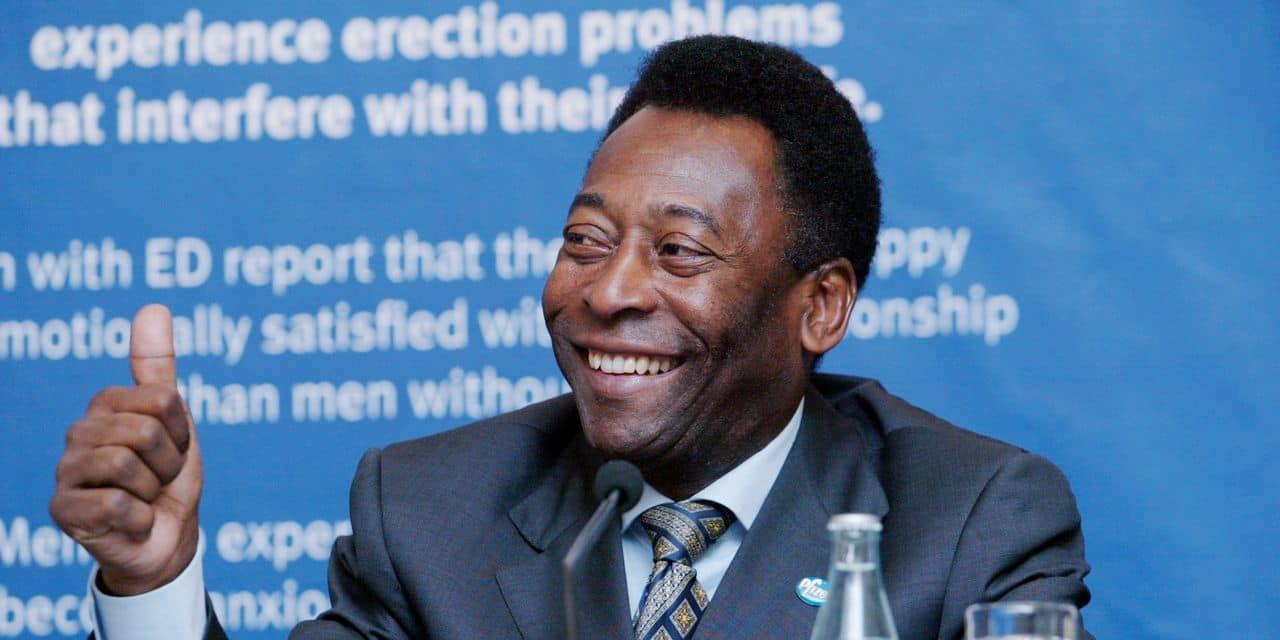 """Pelé rassure sur son état de santé: """"Je récupère bien"""""""