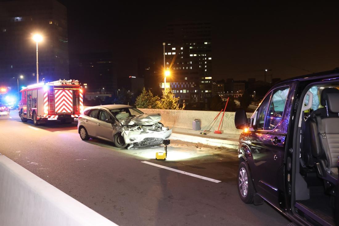 Spookrijder veroorzaakt ongeval op Noorderlaan (Antwerpen)